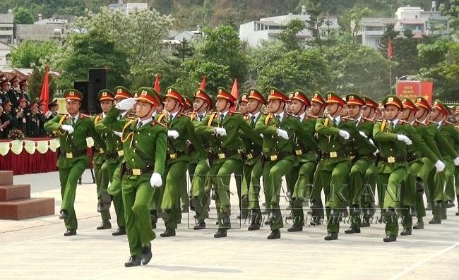 Đảng bộ Công an tỉnh tập trung xây dựng lực lượng CAND địa phương vững mạnh, toàn diện, từng bước hiện đại