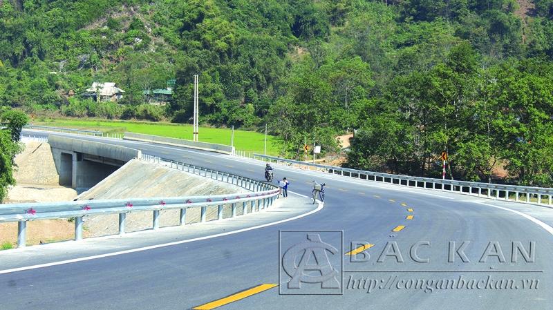 Đường BOT Thái Nguyên - Chợ Mới không phải là đường cao tốc