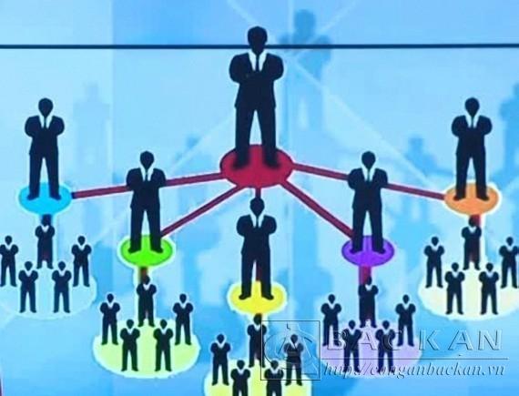 """Mọi người cần cảnh giác trước kiểu kinh doanh đa cấp với những dự án """"ảo"""" trên mạng (Ảnh minh họa)"""